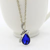 Image of Blue Water Necklace