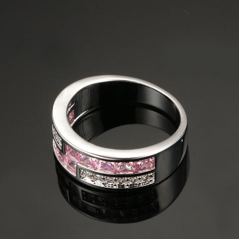 **Free Shipping** <br>2017 Breast Cancer Awareness Month Ring