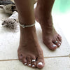 Image of Starfish Vintage Ankle Bracelet