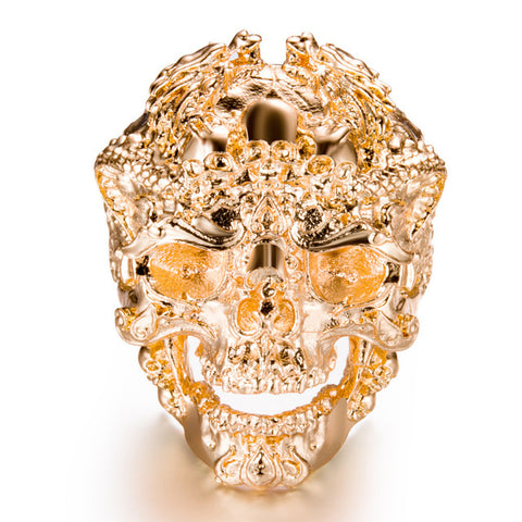 The Ring of Many Skulls