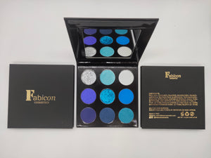 Blue Moon Palette