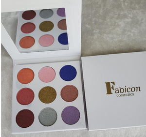 Forget Me Not Palette