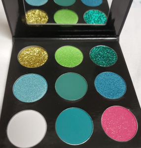 Green With Envy Palette