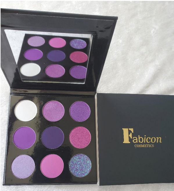 Purple Dream Eyeshadow Palette