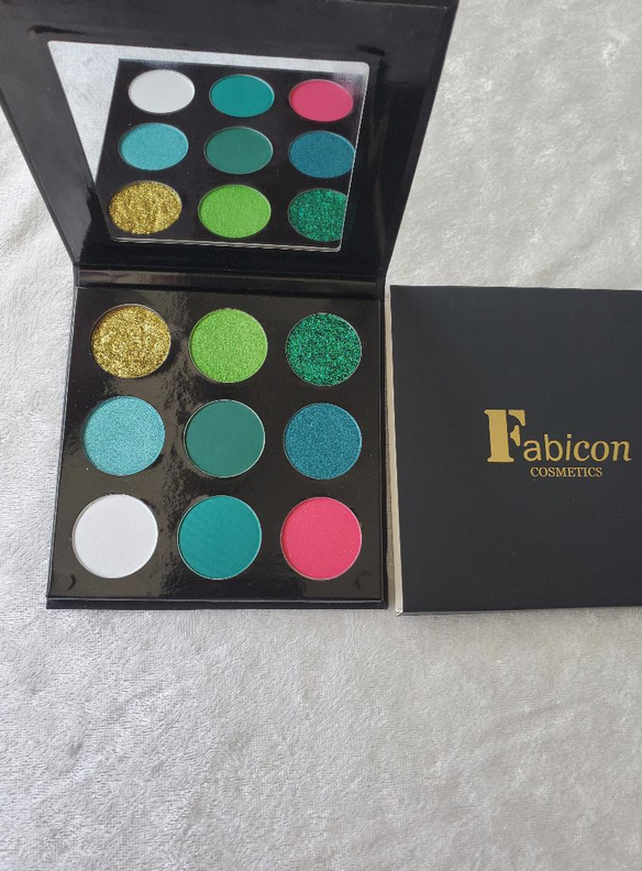 Green With Envy Eyeshadow Palette