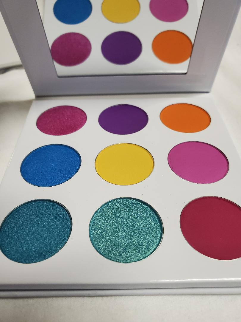 Thrill Seeker Palette