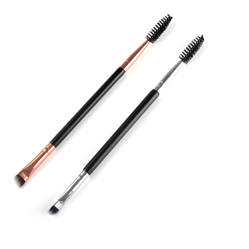 Double ended Eyeliner Brush