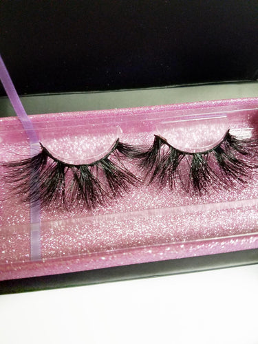 Snatched Mink Lashes (5D)
