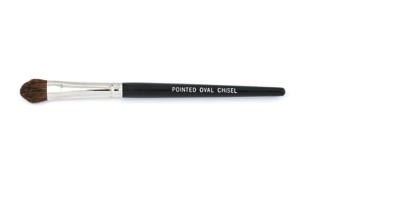 Pointed Oval Chisel