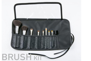 PROFESSIONAL BLACK  BRUSH KIT