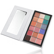 Load image into Gallery viewer, Diamond Eyeshadow  Palette