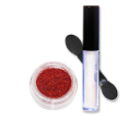 Lips Glitter And Lips Gloss Bond Set