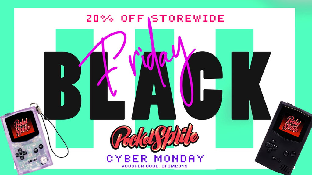 Black Friday Sale: 20% Off Storewide!
