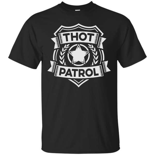 Thot Patrol Is On The Case T-Shirt