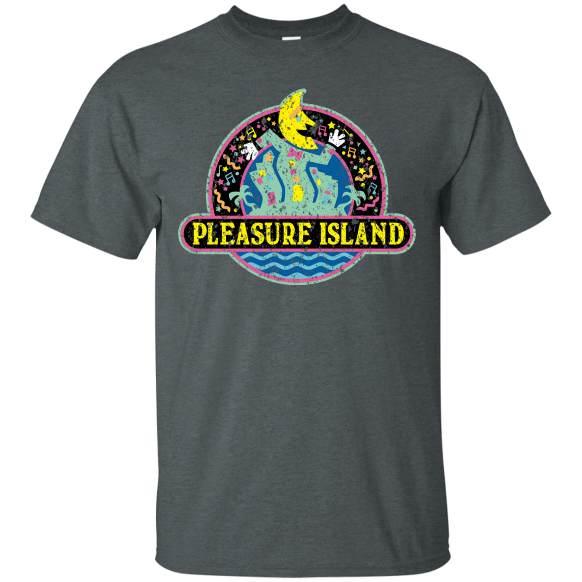 Pleasure Island Throwback T-Shirt