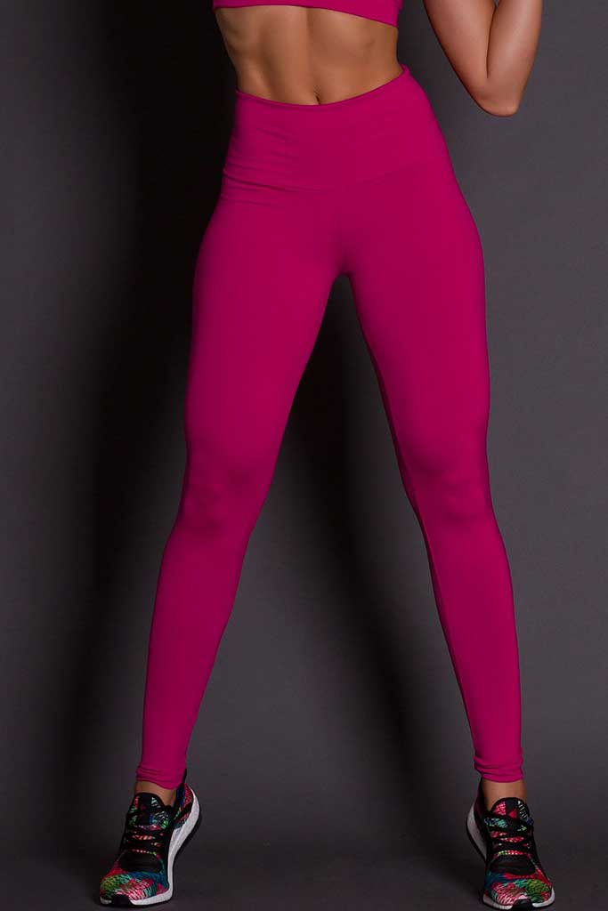 Basic Pink Workout Leggings