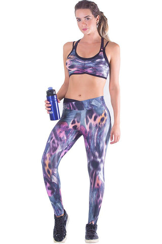 SPECIALITA Colorful Activewear Cire Leggings