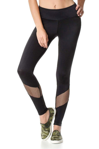 VESTEM Senses Meshed Shin Running Tights