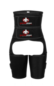 Flipping Weight® Double Strap Thigh Shaper (2021 New Design)