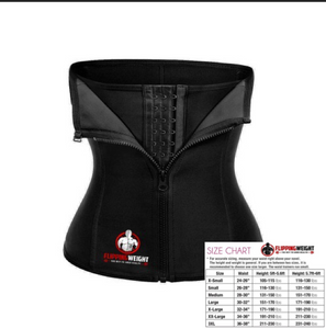 Flipping Weight® Tummy Fat Burning Waist Cincher