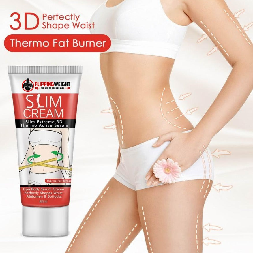 Flipping Weight® Thermo Fat Burrner Slim Cream