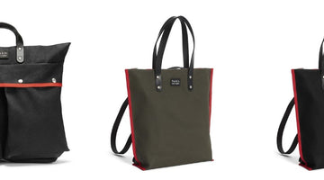 Canvas Totes: The Defender Collection