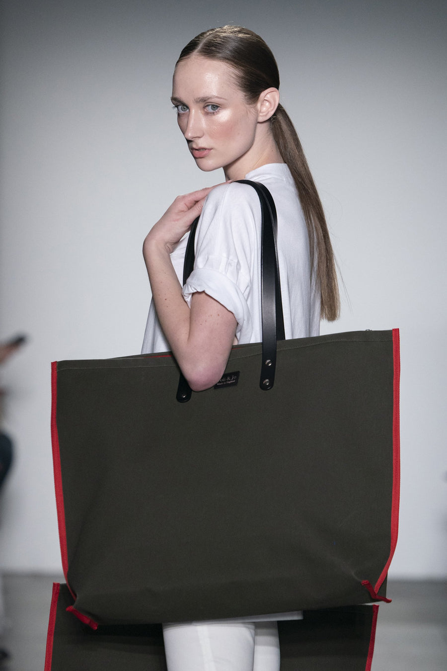 S2D3 LARGE CANVAS TOTE
