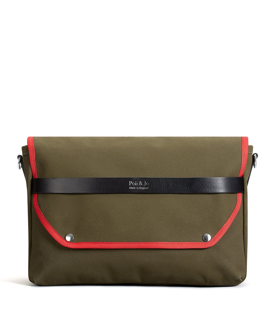 S8D1 CROSSBODY MESSENGER - Poli & Jo