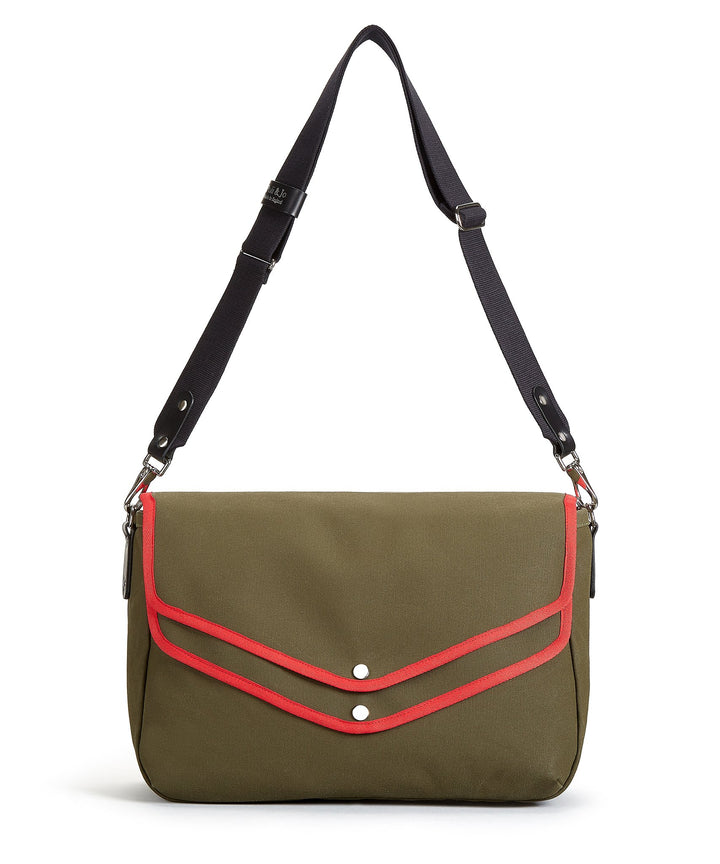 S7D1 CROSSBODY MESSENGER - Poli & Jo