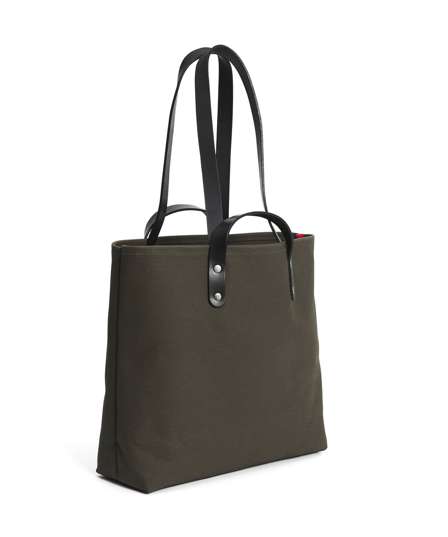 S1D1 SMALL CANVAS TOTE BAG - Poli & Jo