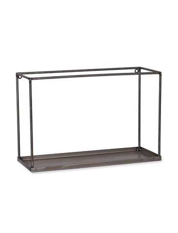 Steel Box Shelf