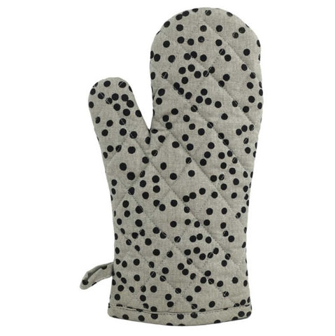 Dotty Oven Glove