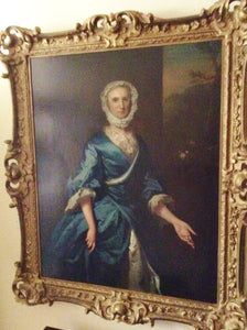 portrait joseph highmore country house fine art
