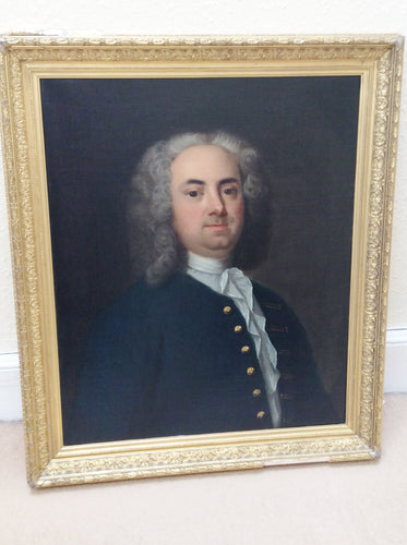 18th century portrait antique  James Latham