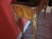 19th century antique jardiniere stand french kingwood, Rosewood