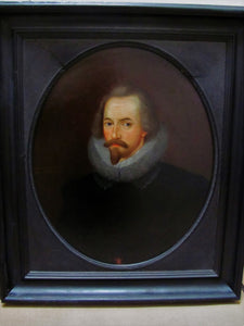 portrait Lord Compton - 19th century,old master, oil on canvas,portrait painting