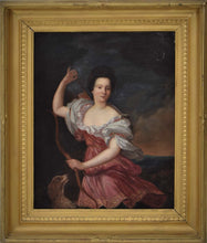 18th century portrait