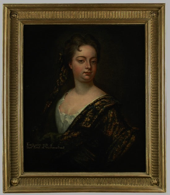 Godfrey kneller portrait country house fine art