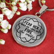 Fear Her Necklace - Jewelry - Flexis Fitness