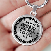 Born To Do This Necklace - Jewelry - Flexis Fitness