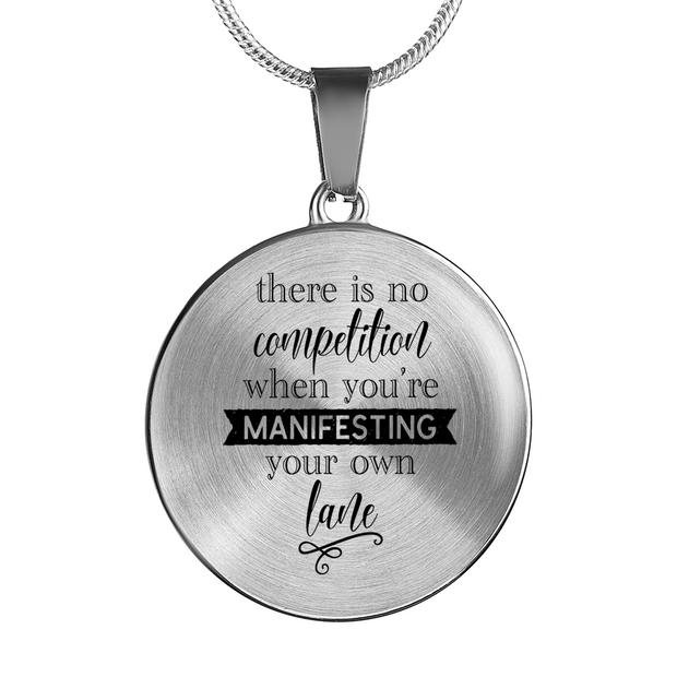 Manifest Your Own Lane Necklace - Jewelry - Flexis Fitness