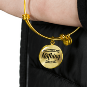 Earn It Bangle - Jewelry - Flexis Fitness