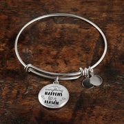 Reason For Everything Bangle - Jewelry - Flexis Fitness