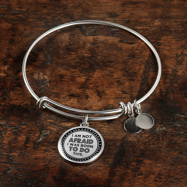 Born To Do This Bangle - Jewelry - Flexis Fitness