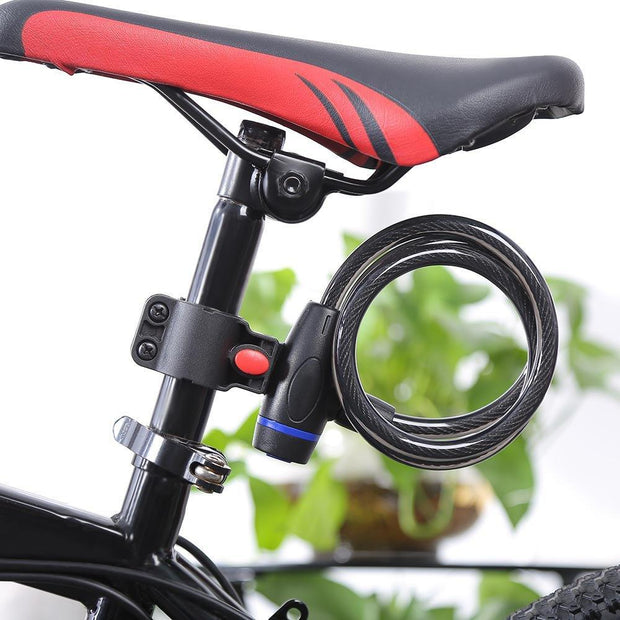 Cable Lock - Bike Gear - Flexis Fitness