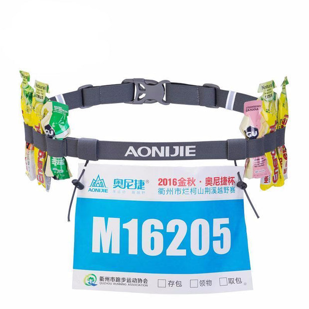 Race Belt - Running Gear - Flexis Fitness