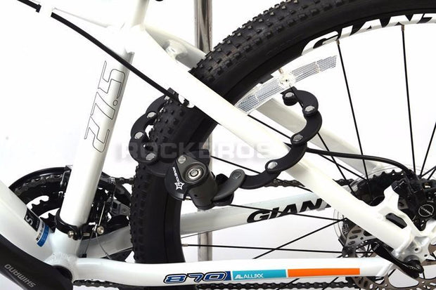 Roll-Up Lock - Bike Gear - Flexis Fitness