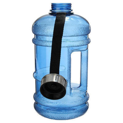 Giant Water Bottle - Workout Gear - Flexis Fitness