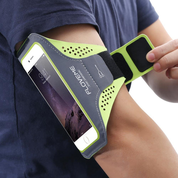 Waterproof Arm Band Case - Workout Gear - Flexis Fitness