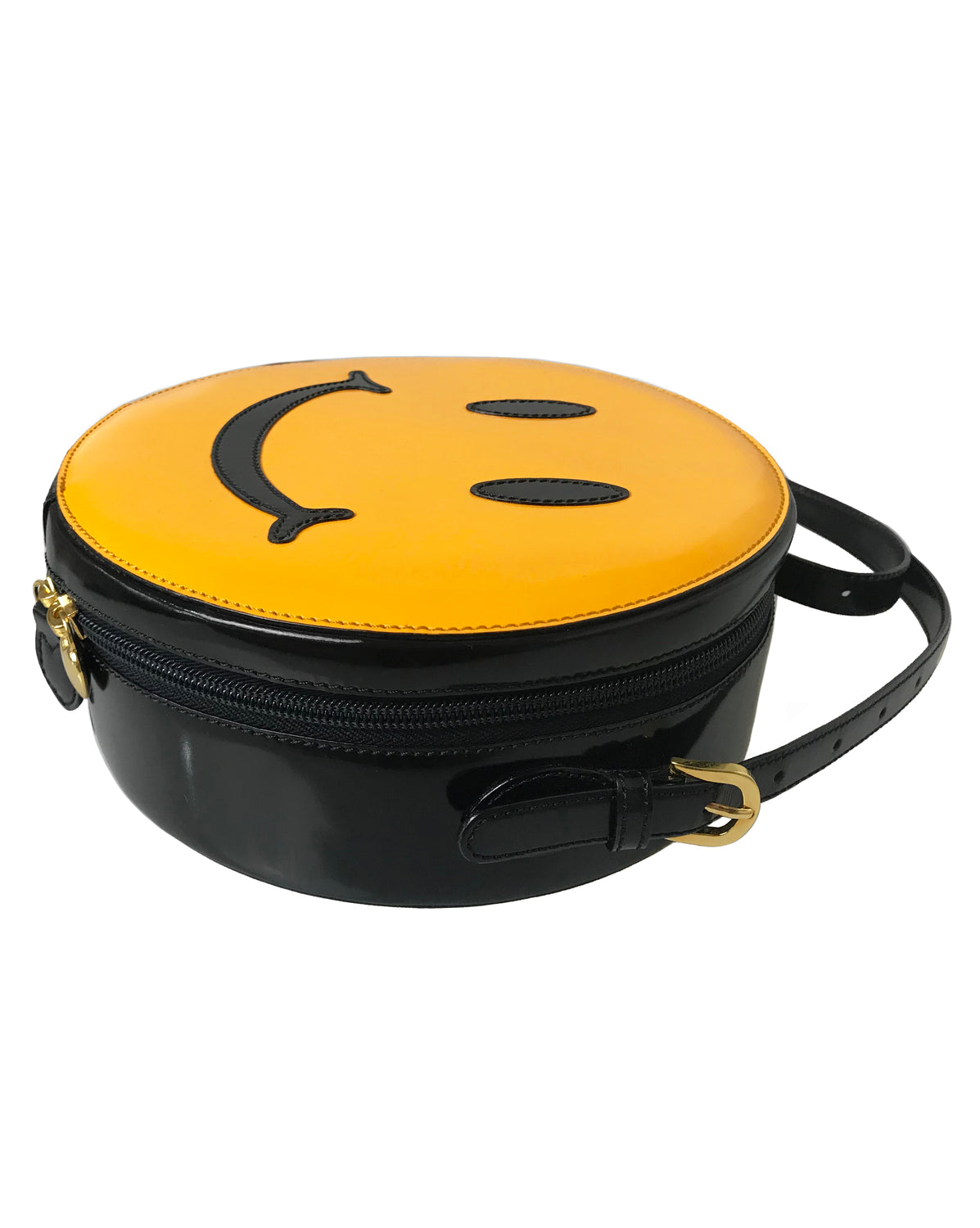 Fruit Vintage Moschino Smiley Face Cross Body bag